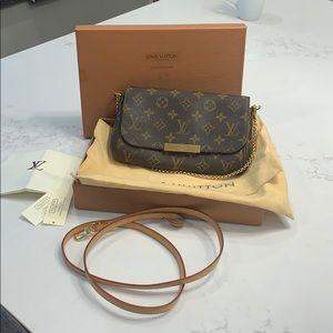 Louis Vuitton favourite